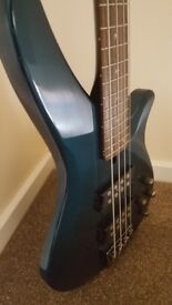 Bass Guitar - Yamaha 4 string RBX374