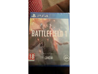 Battlefield 1 for PS4, New Sealed, Just out..!!