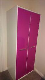 Modern Pink Wardrobe