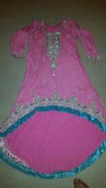 Asian/indian wedding/valima/party dress