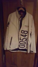 Quba sailing jacket, size 4, worn once