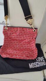 REAL Moschino Bag