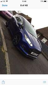 Ford Fiesta 1.0 ecoboost 160bhp free road tax
