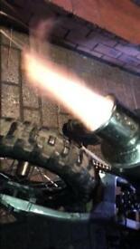 125cc pit bike cw frame