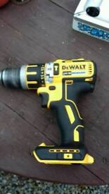 Dewalt combi drill brushless