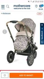 Mothercare expeditor push chair