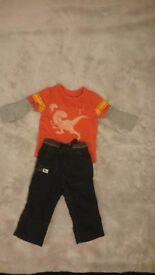 baby guess , gap clothings