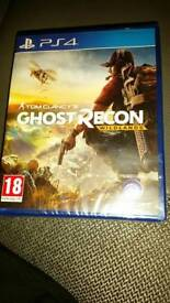 ▪ Brand New Sealed Ps4 Tom Clancy Ghost Recon Wildlands ▪