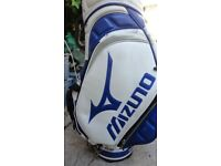 GOLF BAGS ALMOST NEW HARDLY USED £20