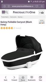 Quinny adorable carry cot