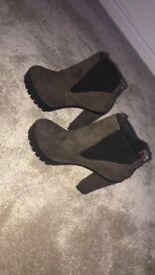 Women's Size 3 River Island Boots