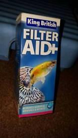 Tropical fish Aid