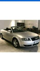 Audi a4 covertible 1.8T 2004