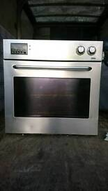 Zanussi built in oven (fan assisted)