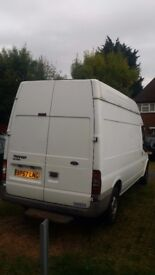 Ford Transit 100t350 high top