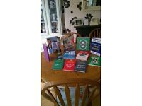 GREAT COLLECTION OF QUIZ, TRIVIA HOBBY BOOKS ALL FOR £10 GREAT FOR PUB QUIZ TEAMS ETC...HOL GAMES..