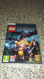 Lego The Hobbit PC DVD Game (brand new sealed)
