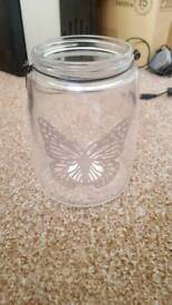 Butterfly jars