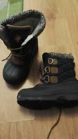 Boys next boots size 12