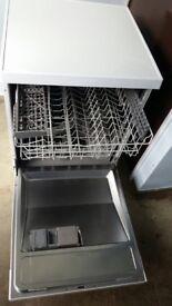 White Bosch Classixx Dishwasher
