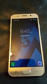 Samsung A5 mint condition open to all networks