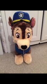 Build a Bear Paw Patrol teddies