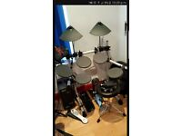 Yamaha electric drum kit for sale