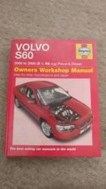 Volvo S60 Haynes Manual