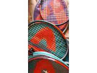 Donnay Tennis rackets x 3