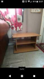 Free TV unit / stand like new