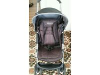 Pushchair GRACO Silver Very good condition