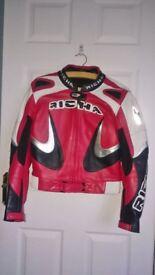 Ladies Richa Leather Jacket