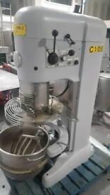Bakery equipment. Hobart M802 planetary mixer.