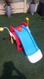 childs slide age 1+