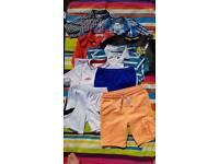 Boys clothes bundle age 6-8