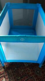 Travel cot bed for sale