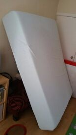 Dubble bed mattress almost new not used