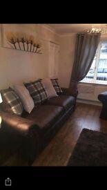 8 week old sofa and huge chair