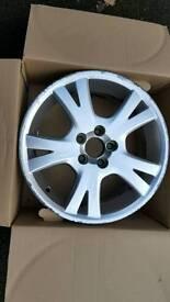 """Volvo 17"""" alloy wheel"""