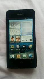 Huawei Ascend y300 unlocked to all network fully working