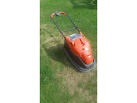 FLYMO ELECTRIC VISION COMPACT 350 LAWNMOWER