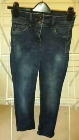 Next slim leg high waist size 10 Jeans