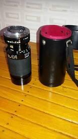 Kamera lens Tamron 80-210mm
