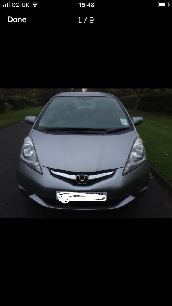 Honda jazz si 32000 mile