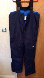 Thermal work pants