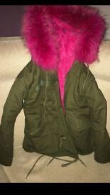 Real Fur Parka