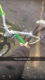 Scott voltage professional jump bike