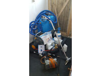 Airflex Storm 800Psi Professional Carpet Cleaning Machine W/ Heater Full Business Set Up.