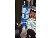 3X BOXES OF TILES ADHESIVE 15KG FOR SALE