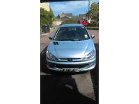 Peugeot 206 1.4 HDi Look Hatchback 5dr Diesel Manual (116 g/km, 68 bhp)